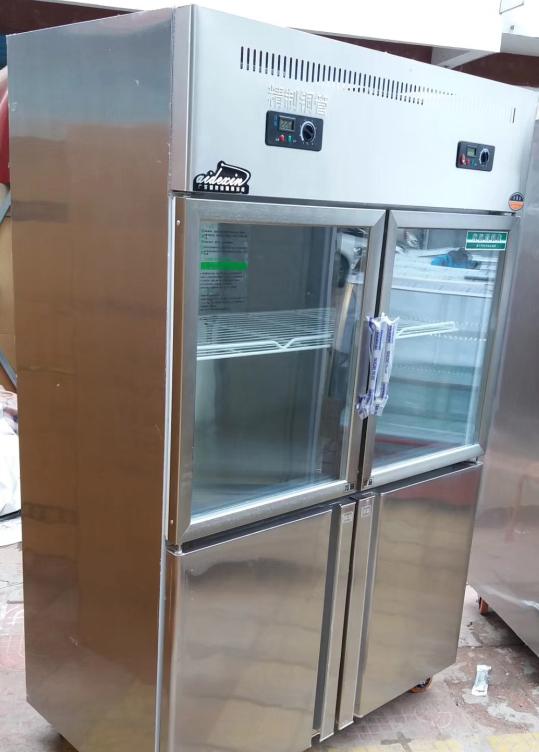 双温四门冰柜