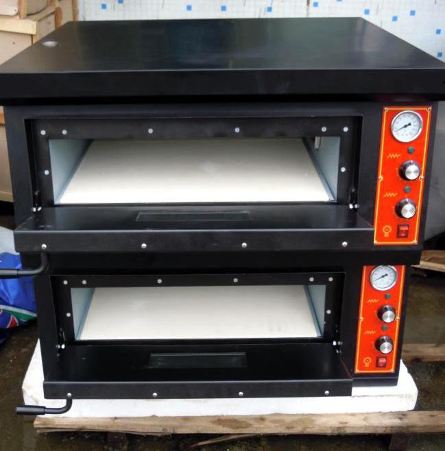 南阳厨房用具-小双层披萨炉