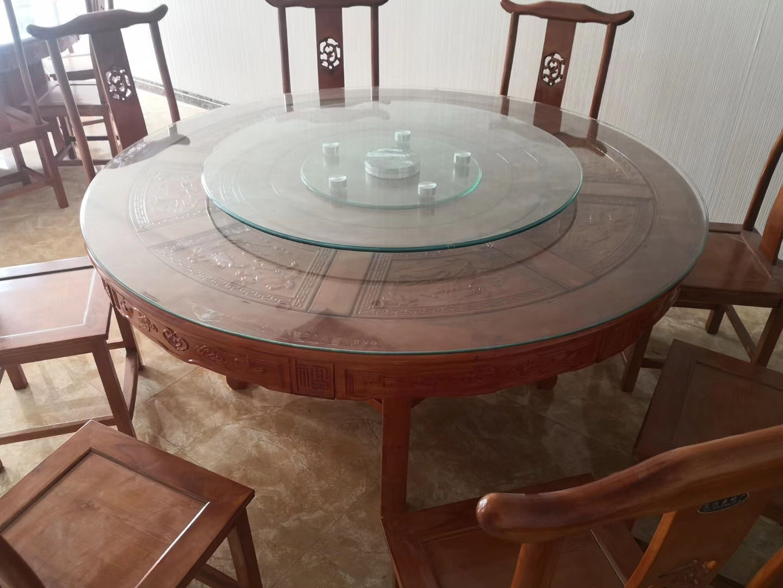 酒店实木桌椅