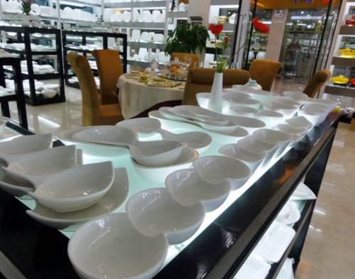 某自助餐厅与南阳厨具市场合作