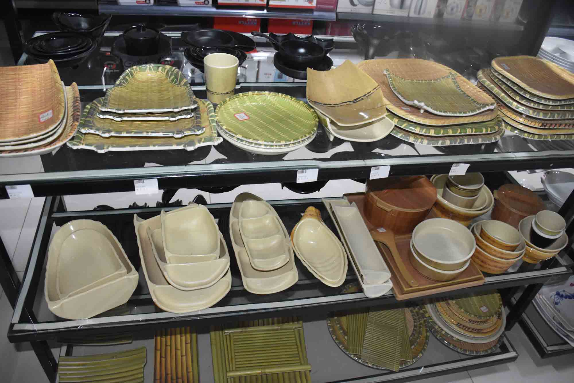 南阳厨具市场-竹木藤器
