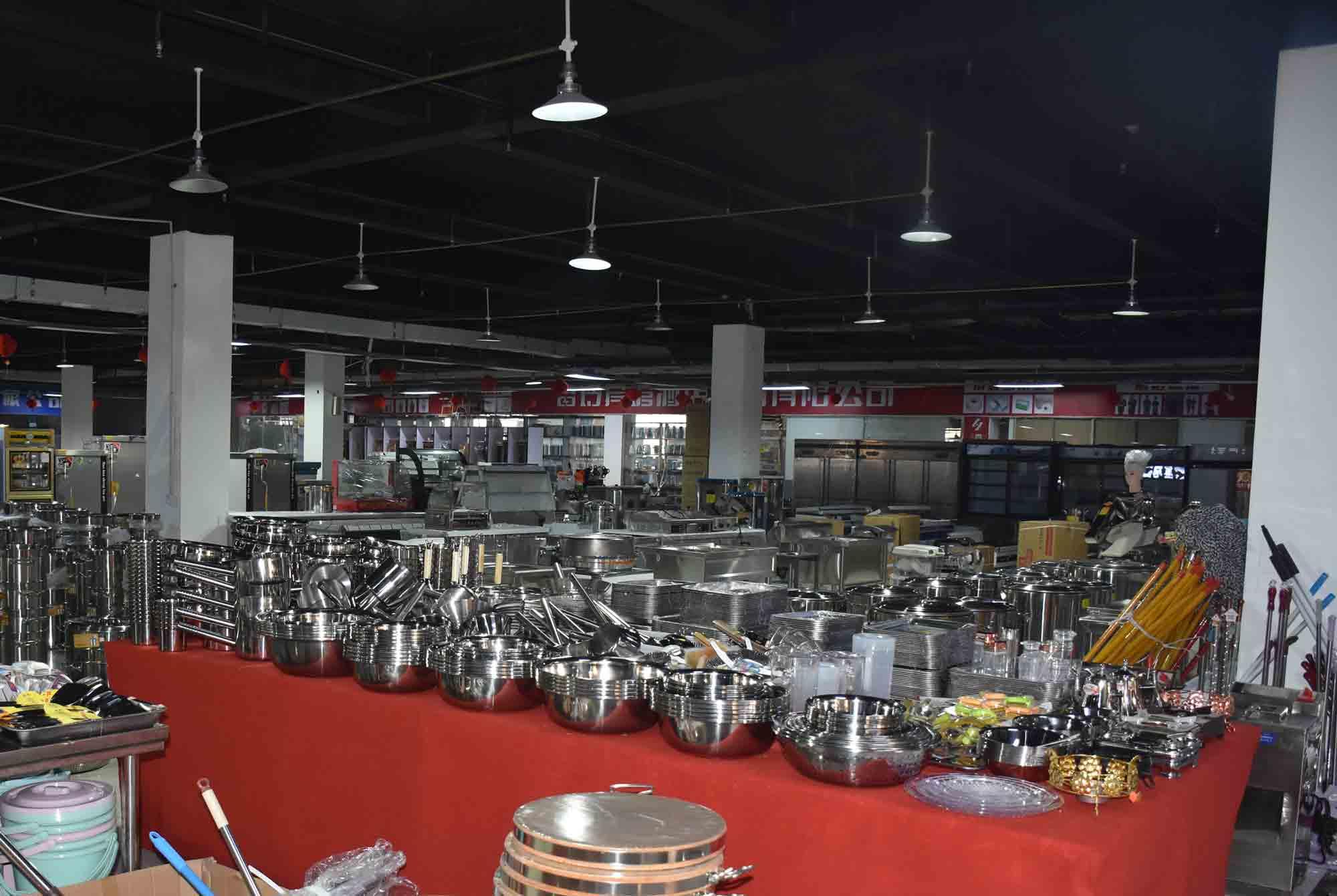 南阳厨具批发市场-不锈钢