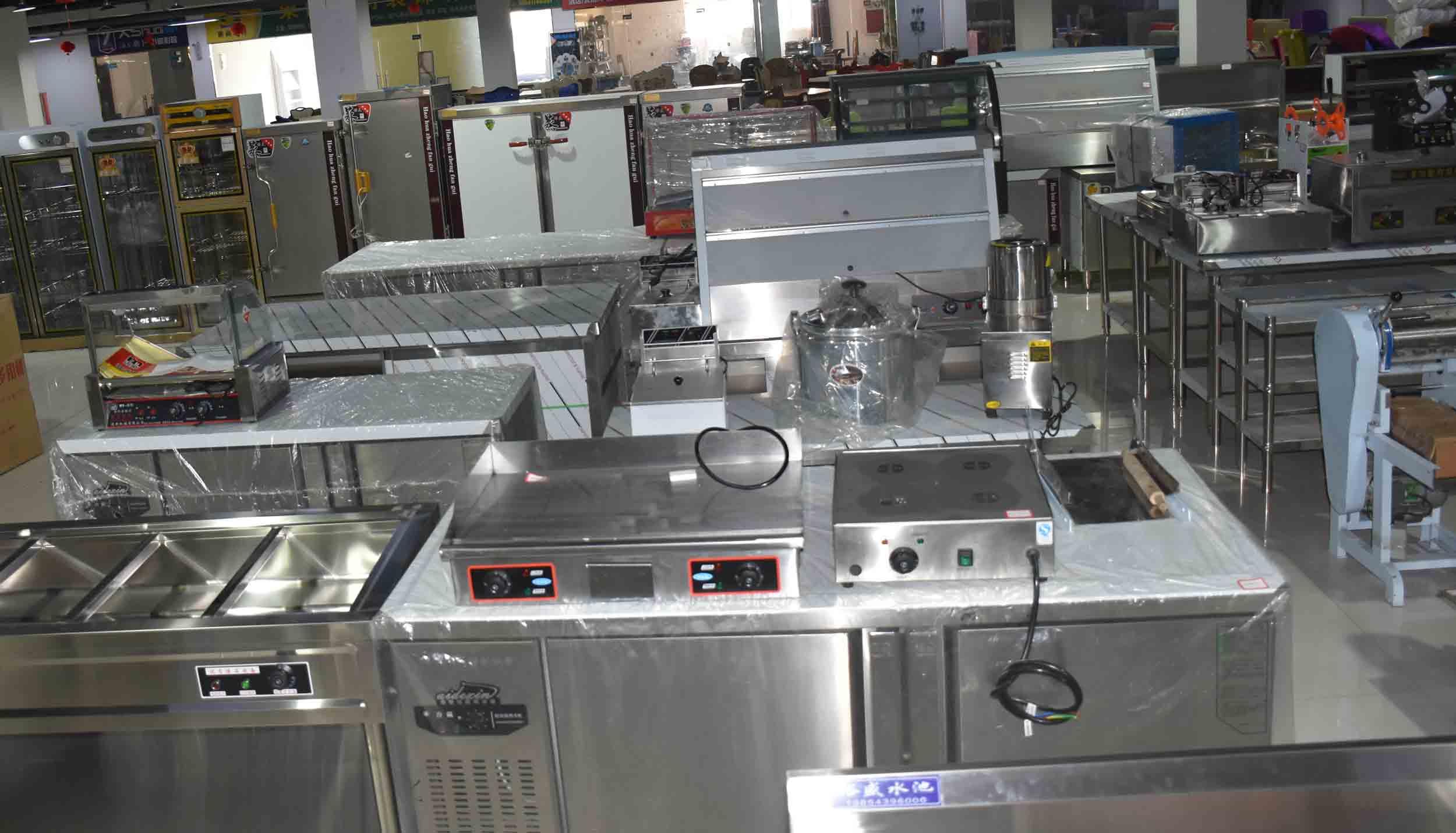 南阳烘焙厨房用具-气扒炉