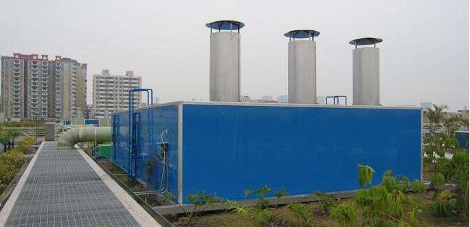 生物法除臭废气处理