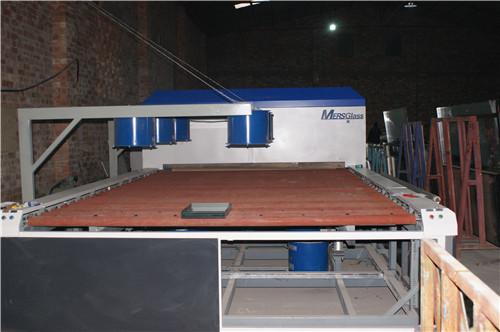 干法夹胶玻璃生产线