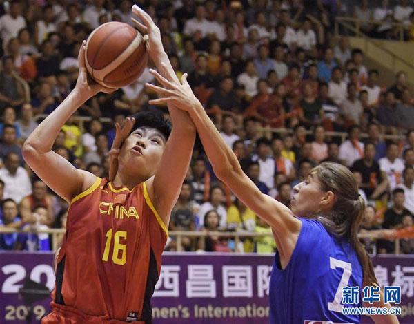 女篮四国赛上演逆转好戏,中国队三战全胜夺冠