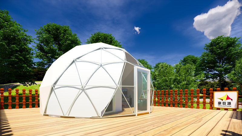 6米球型帐篷