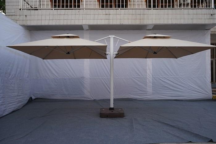 第三代LED灯罗马伞