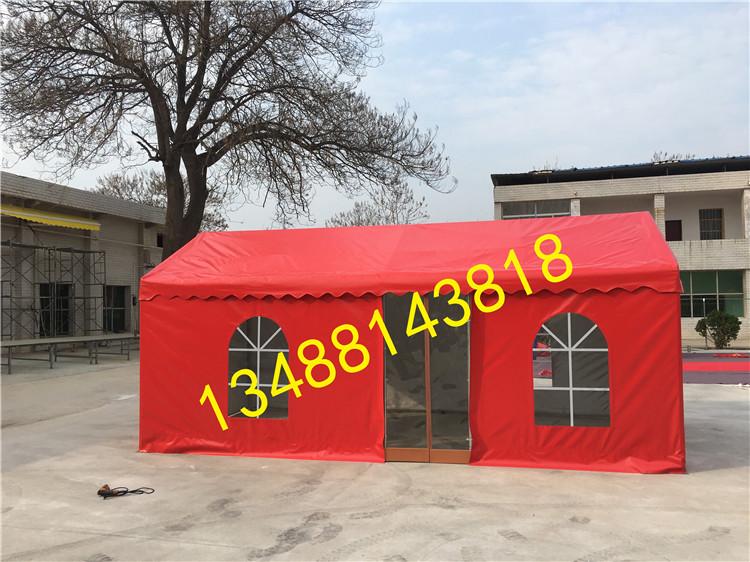 学校红色消毒帐篷