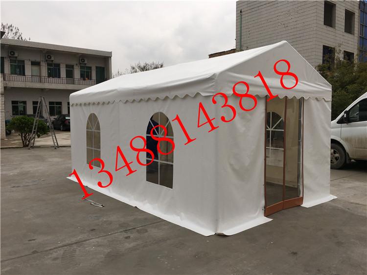 医院白色隔离帐篷