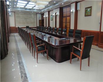 会议桌椅合作客户