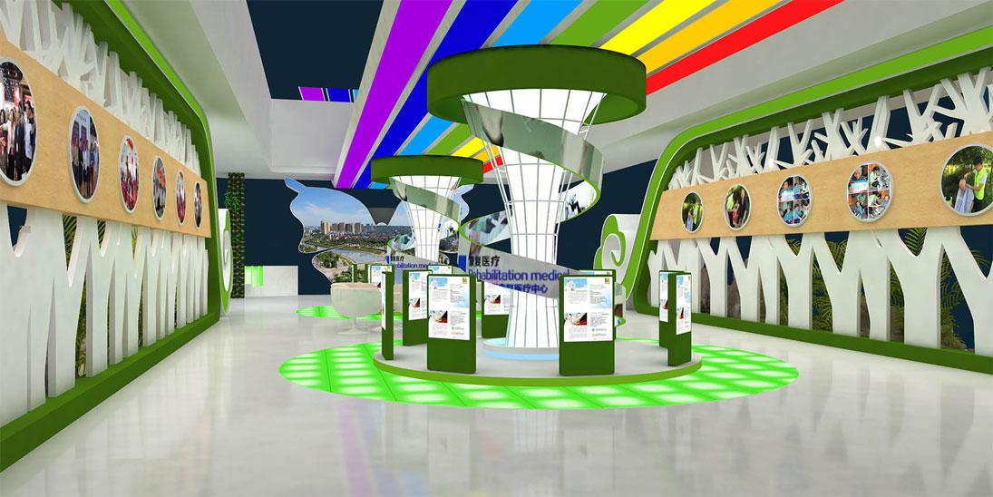 西安展台设计搭建