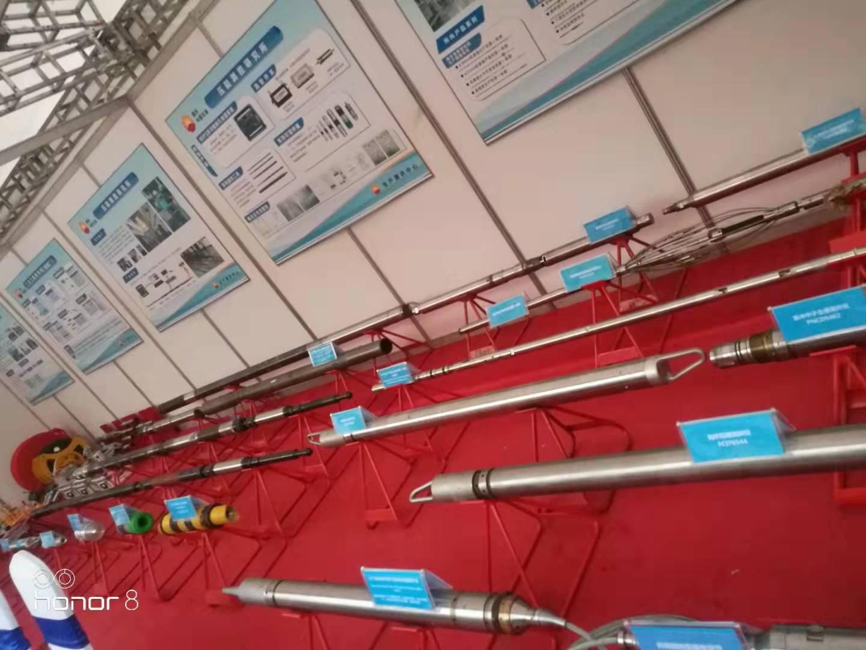 中国石油测井有限公司内部西安展台设计搭建