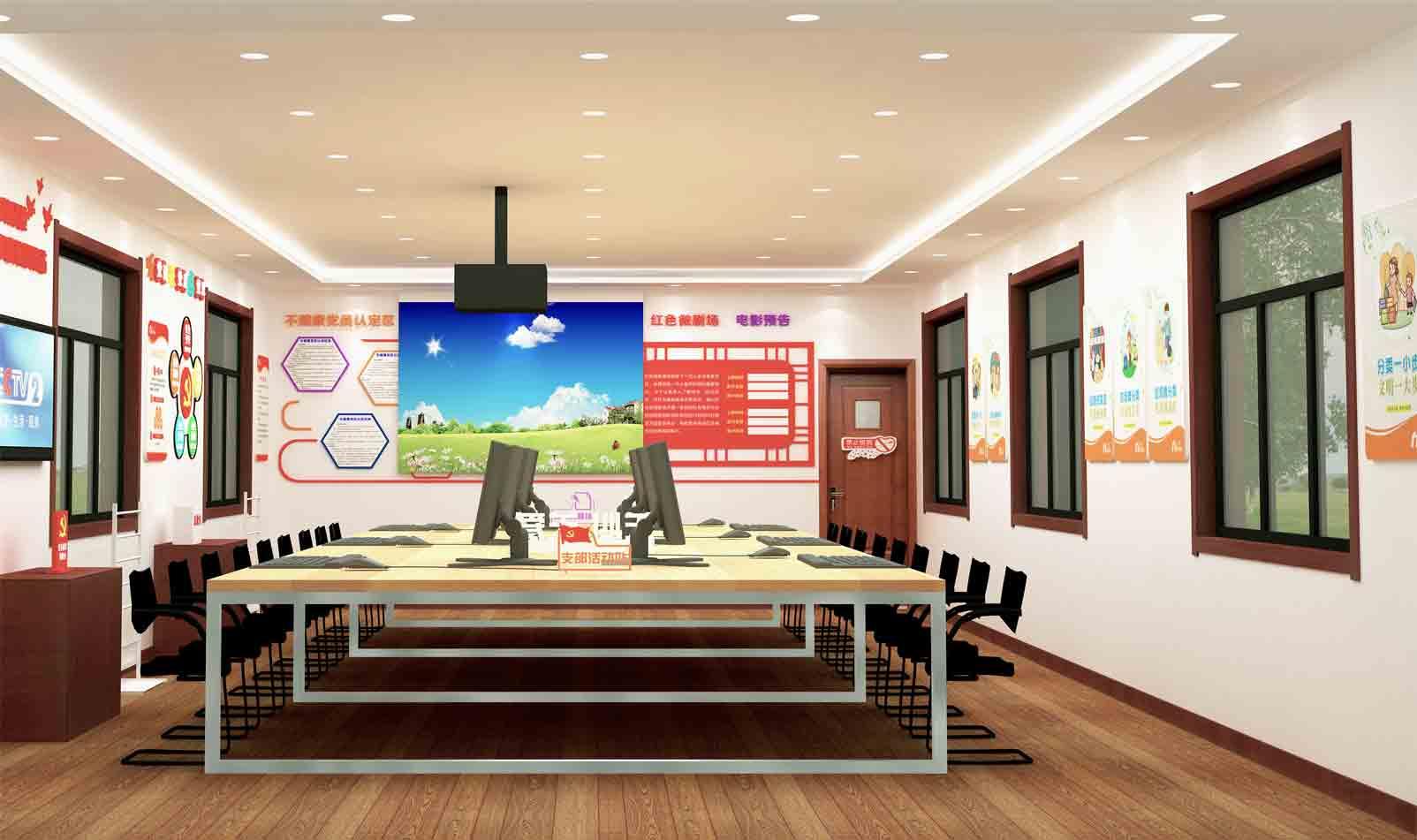 柳营路红色会客厅建设西安活动策划