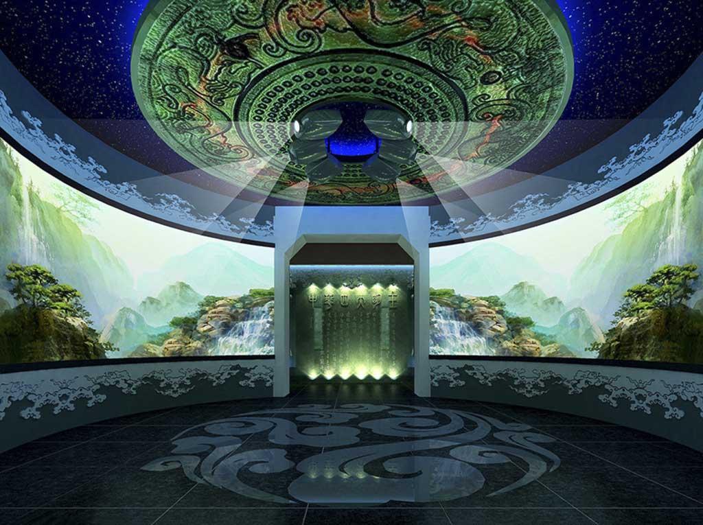西安数字展览展馆