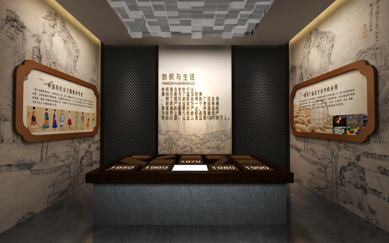 纺织记忆展馆