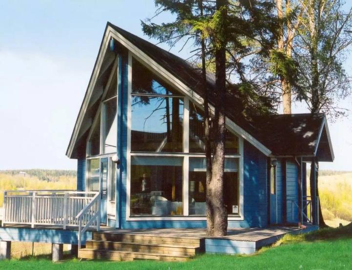 内蒙古轻型木屋