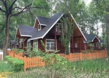 包头轻型木屋