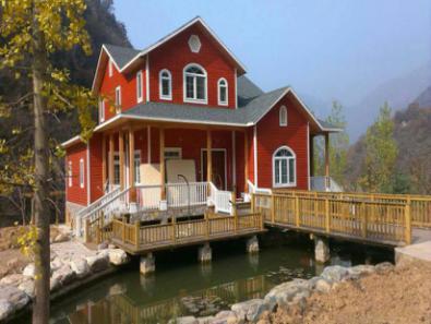 内蒙古轻型木屋结构