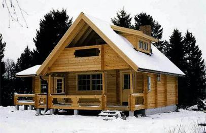 内蒙古重型木屋