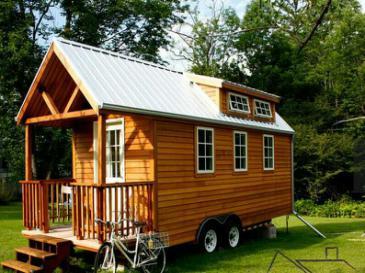 内蒙古木屋设计