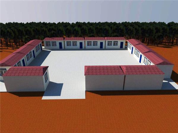 内蒙古集装箱房制作