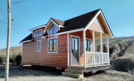 内蒙古移动木屋