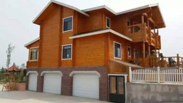 重型木屋别墅造价