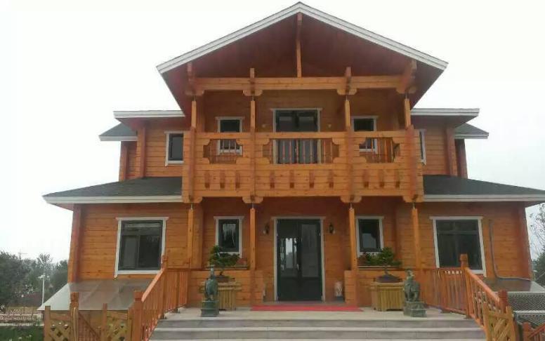 重型结构木屋设计