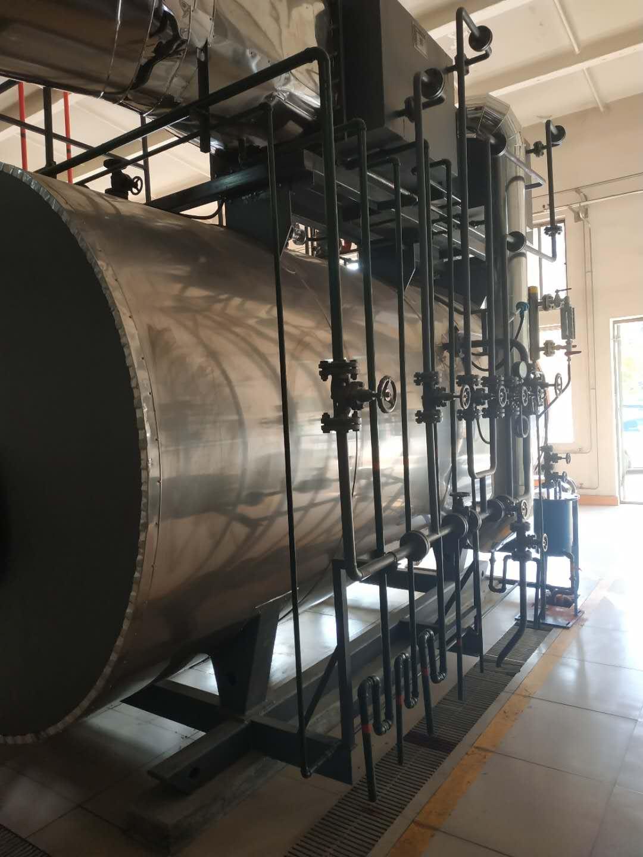 西安锅炉车间展示