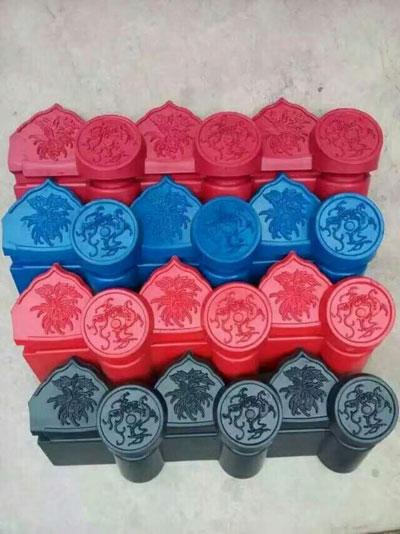 包頭樹脂瓦配件-滴水檐