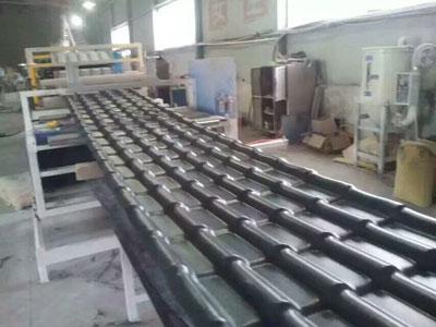 包头树脂瓦厂家