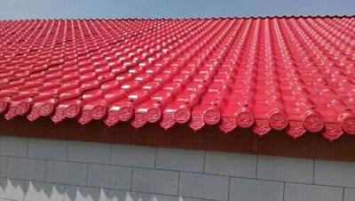 树脂瓦屋面如何安装骨架?树脂瓦檩条安装方法