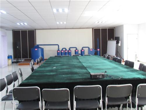 公司会议室「商丘ag8 生活垃圾处理设备」