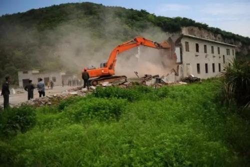 成都房屋拆除