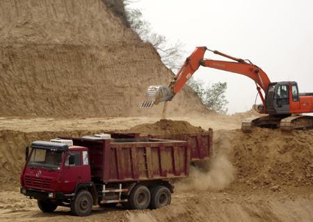 成都土石方开挖