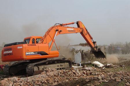 成都房屋拆除公司