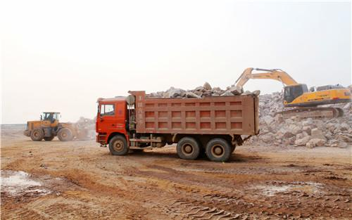 成都土石方运输