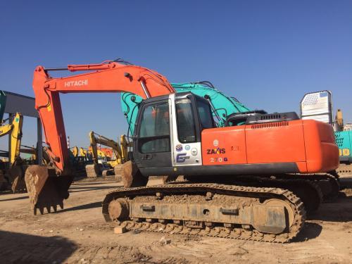 日立挖机效率高,有需求找成都大挖机租赁公司