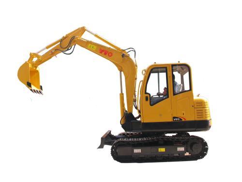关于选择成都挖掘机租赁种类,这种小挖机很可以