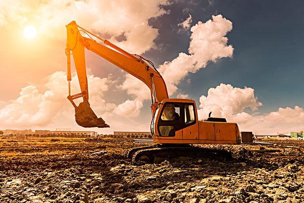成都挖掘机