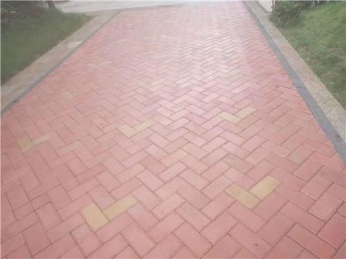 信阳透水砖