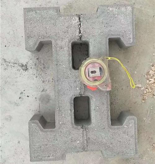 信阳护坡砖厂家施工展示案例