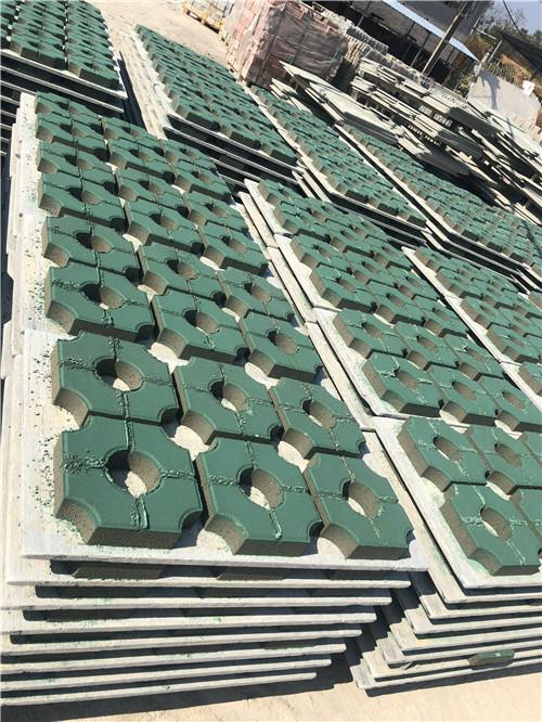 信阳植草砖产品展示