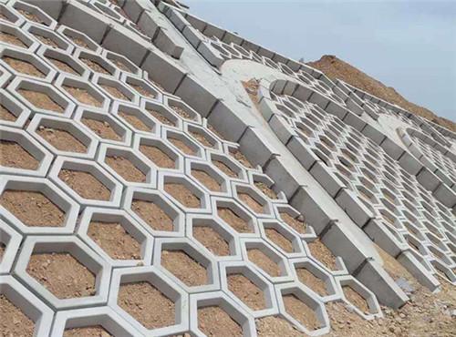 信阳护坡砖生产
