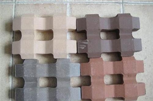 信阳井字植草砖