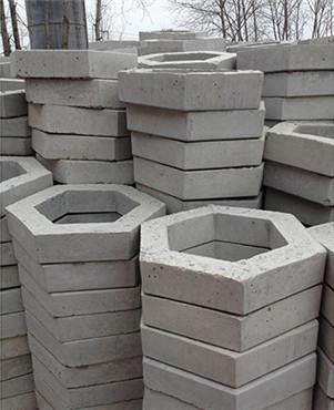 信阳六角护坡砖