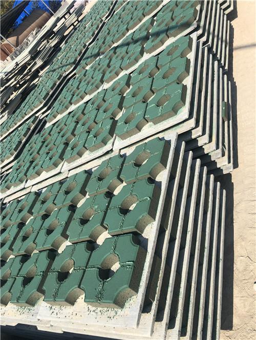 信阳植草砖生产的步骤有哪些呢?