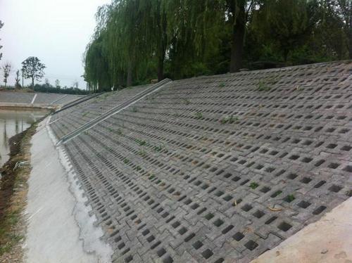 关于护坡砖我们使用的时候有哪些优点缺点呢