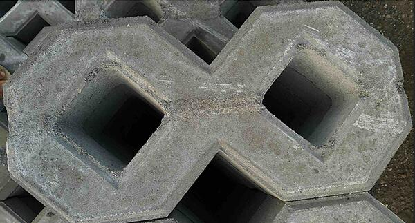 信阳8字植草砖施工价格